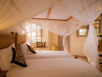 Guest Room at Onsea House & Machweo Retreat | Arusha Tours | Wito Africa Safaris