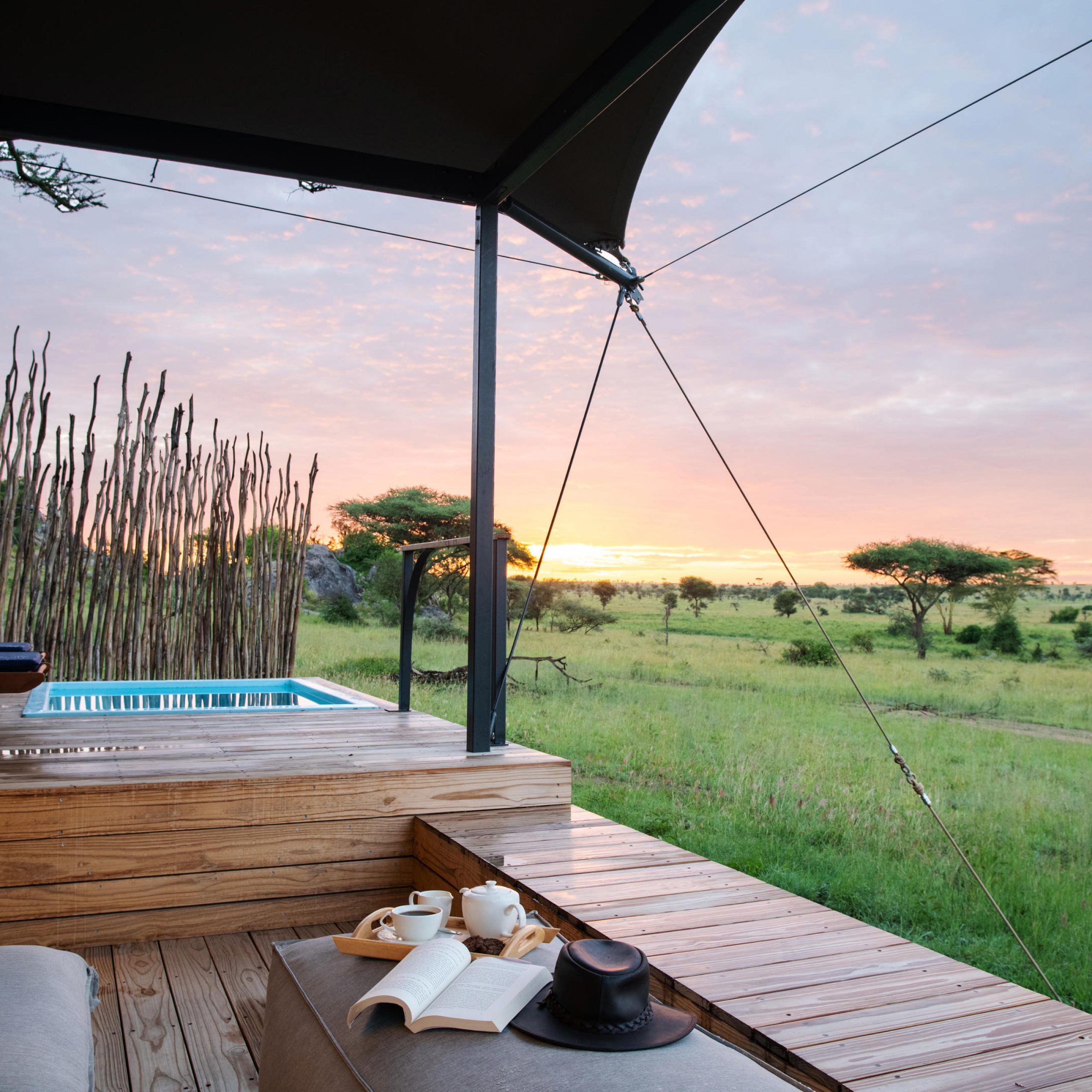 African vacation package