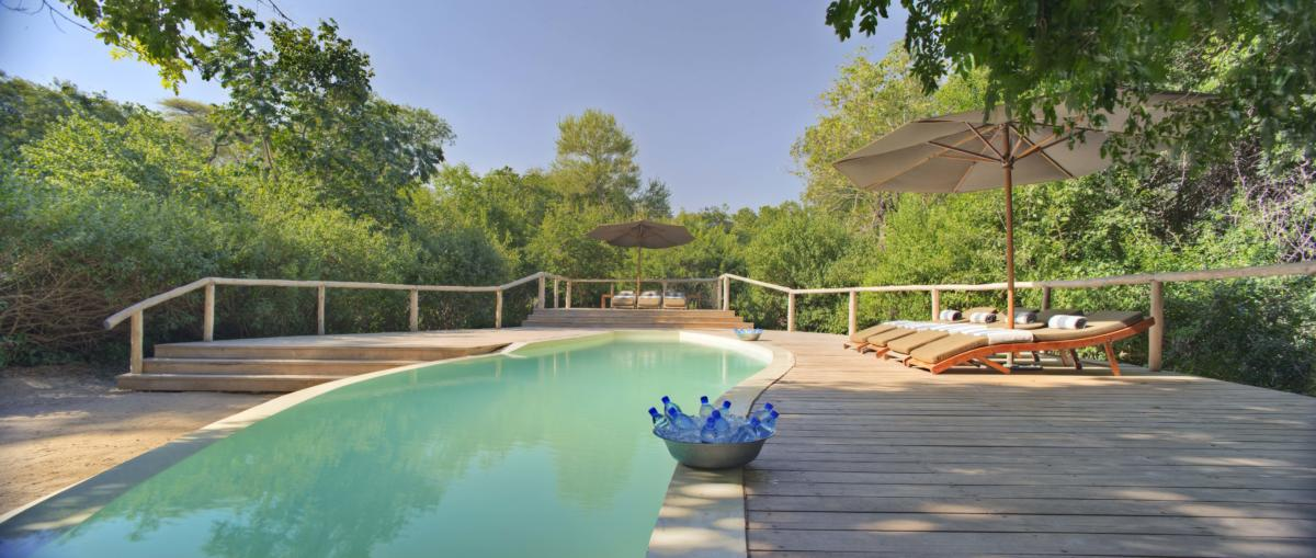 Manyara Tree Lodge swimming-pool